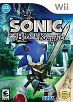 Sonic and the Black Knight box art