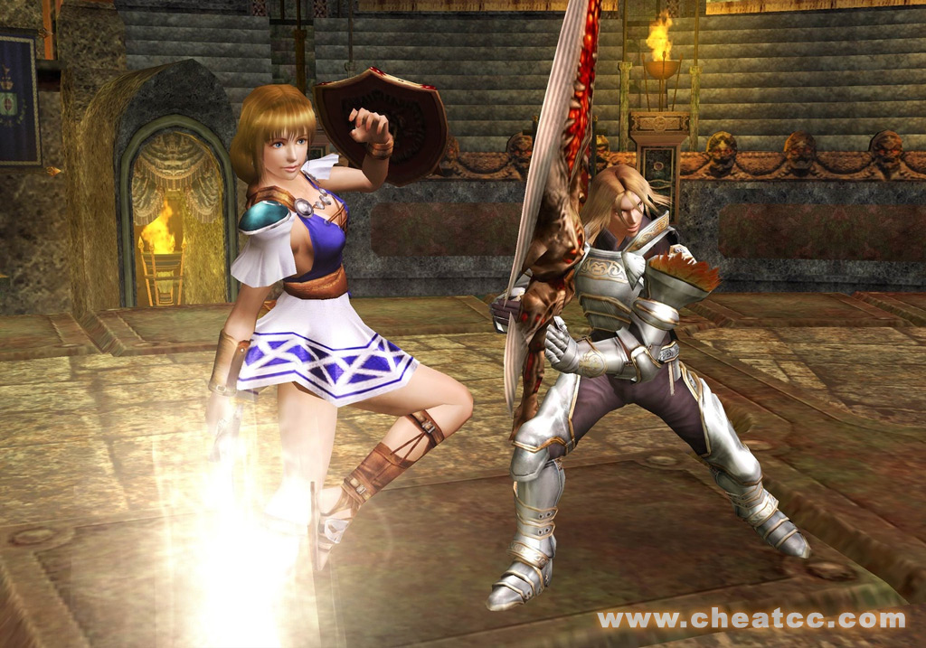 SoulCalibur Legends Review for the Nintendo Wii