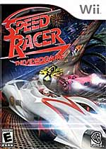 Speed Racer box art