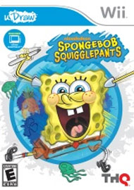 SpongeBob Squigglepants Box Art