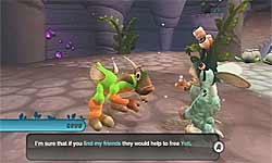 Spore Hero screenshot