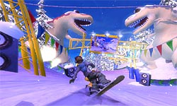 SSX Blur screenshot
