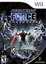 Star Wars: The Force Unleashed box art