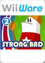 Strong Bad's Cool Game for Attractive People Episode 2: Strong Badia the Free box art