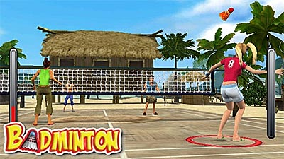 Summer Sports: Paradise Island screenshot