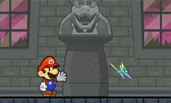 Super Paper Mario screenshot