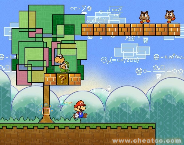 Super Paper Mario Review Preview For The Nintendo Wii