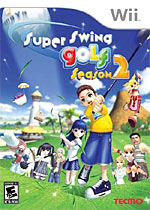 Super Swing Golf: Season 2 box art