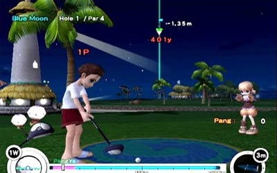 Super Swing Golf screenshot