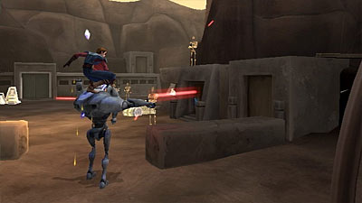 Star Wars: The Clone Wars: Republic Heroes screenshot