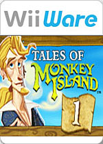 Tales of Monkey Island Chapter 1: Launch of the Screaming Narwhal box art