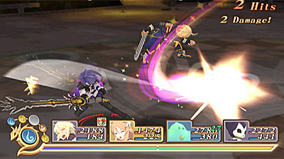 Tales of Symphonia: Dawn of the New World Preview for the Nintendo Wii