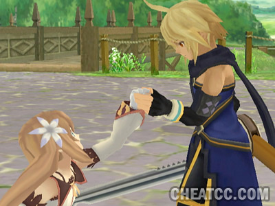 Tales Of Symphonia Dawn Of The New World Review For