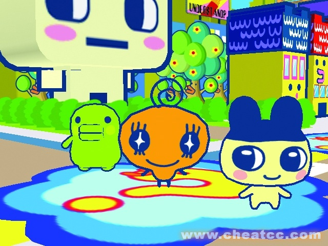 Tamagotchi: Party On! image