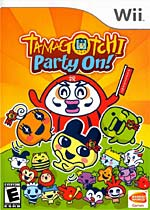 Tamagotchi: Party On! box art