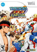 Tatsunoko vs. Capcom: Ultimate All-Stars box art