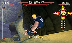 Tony Hawk&#146s Downhill Jam screenshot