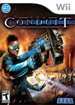 The Conduit box art