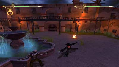 The Destiny of Zorro screenshot