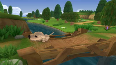 The Dog Island screenshot
