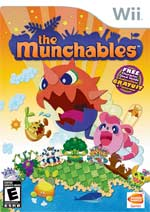 The Munchables box art