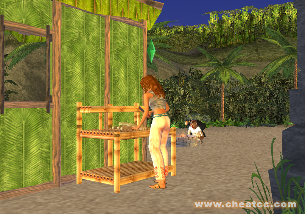 The Sims 2 Castaway Review For The Nintendo Wii