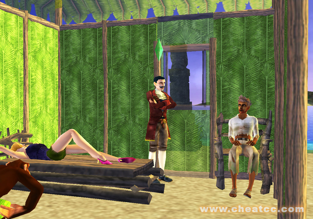 sims 2 castaway cheats wii how to get married
