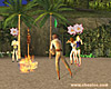 The Sims 2: Castaway screenshot - click to enlarge