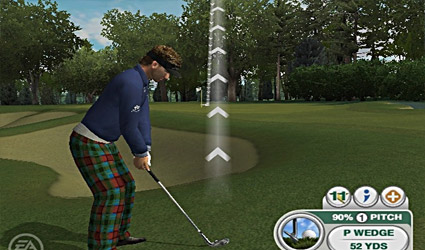 Tiger Woods PGA Tour 09 All-Play screenshot