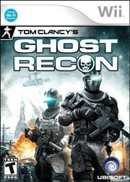 Tom Clancy's Ghost Recon Box Art