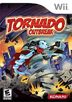 Tornado Outbreak box art
