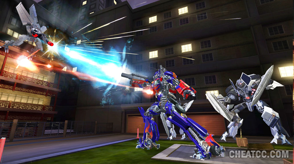 transformers decepticons ds cheats how to get the jet