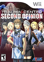 Trauma Center: Second Opinionbox
