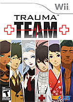 Trauma Team box art