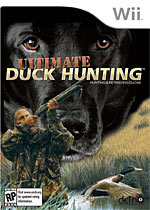 Ultimate Duck Hunting box art
