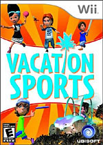Vacation Sports box art