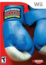 Victorious Boxers: Revolution box art