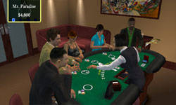 VIP Casino Blackjack screenshot