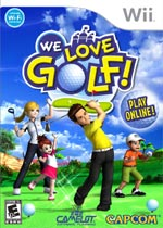 We Love Golf box art