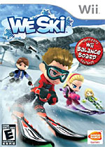 We Ski box art