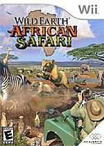 Wild Earth: African Safari box art