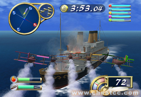 Wing Island Wii Review
