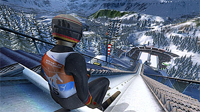 Winter Sports: The Ultimate Challenge screenshot