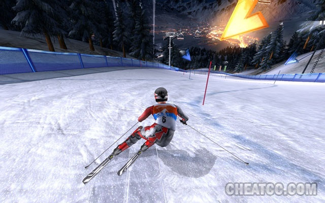 Image result for wii winter games ultimate challenge screenshot