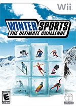 Winter Sports: The Ultimate Challenge box art