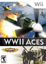 WWII: Aces box art
