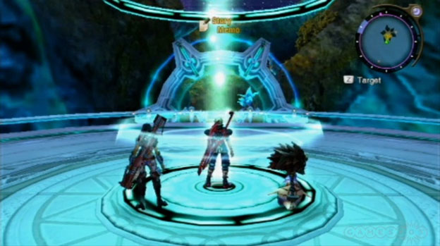 Xenoblade Chronicles Screenshot