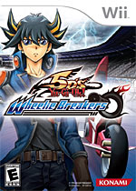 Yu-Gi-Oh! 5D's Wheelie Breakers box art