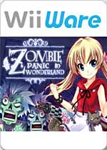 Zombie Panic in Wonderland box art