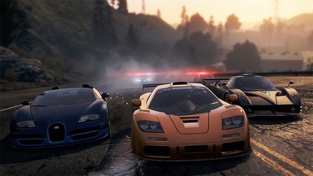 Need for Speed Most Wanted U Screenshot